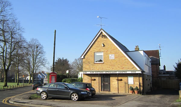 Elm Cottage Vet Centre, Frimley Green
