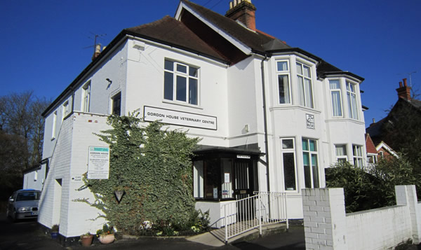 Gordon House Vet Centre, Camberley